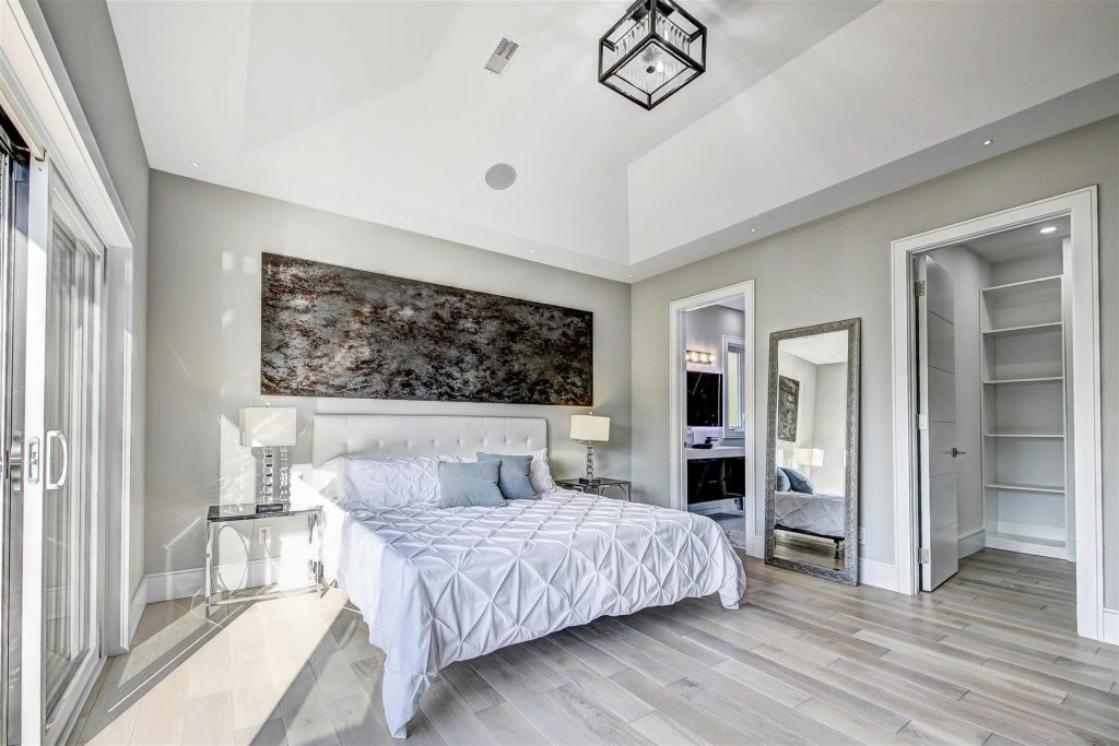 Custom Home with Amazing Master Bedroom by Nicks Developments