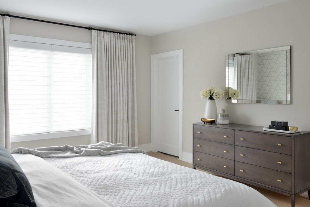 amazing bedroom design with baseboard trim - home renovations toronto
