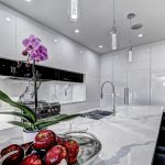 amazing-kitchen-with-two-tone-color-black-and-white-kitchen-designers