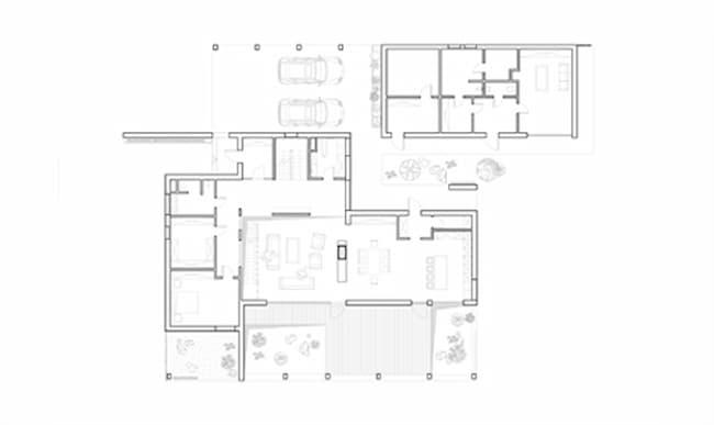 Custom Home Blueprint