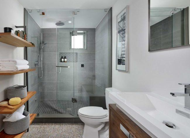 Master Bathroom Remodeling by Nicks Developments - Bathroom Renovations