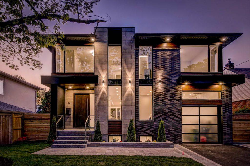 custom home builders burlington