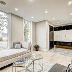 front-door-hallway-with-amazing-closet-and-custom-door-interior-designers-toronto