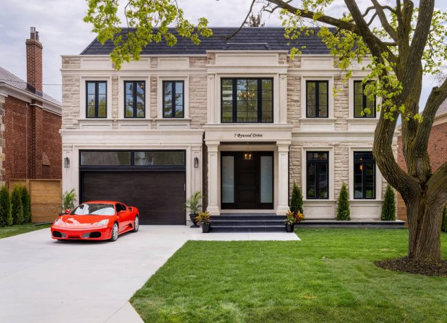 Classic Custom Home Remodeling Toronto