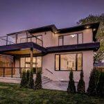 modern custom homes by nicks developments