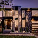 modern home exterior by nicks developments - home renovations burlington