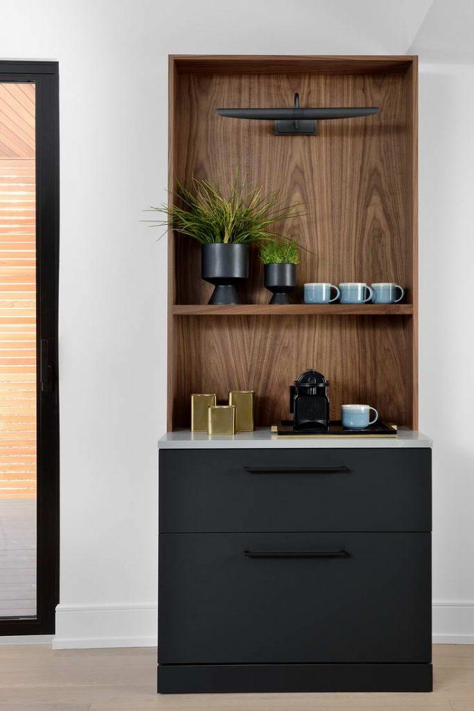 small kitchen cabinet -interior designers toronto