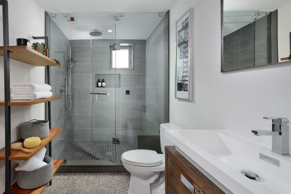 Master Bathroom Remodeling by Nicks Developments - Bathroom Renovations Oakville