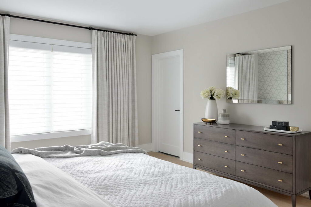 Custom bedroom renovation project Oakville